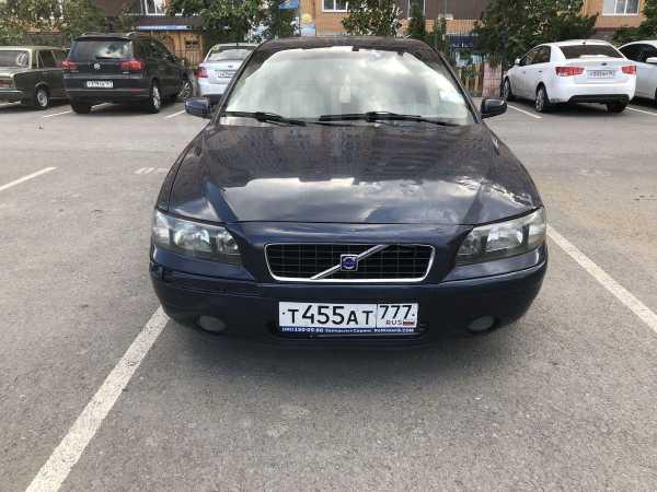 Volvo S60, 2004 год, 190 000 руб.