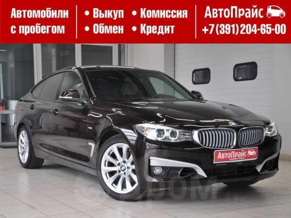 BMW 3-Series Gran Turismo, 2014 год, 1 380 000 руб.