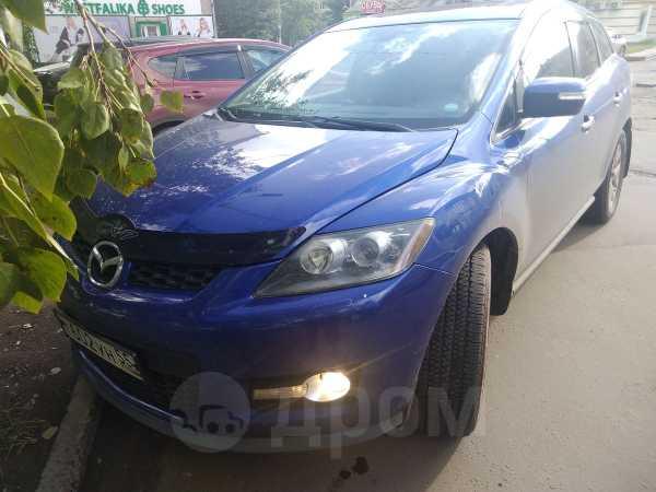 Mazda CX-7, 2008 год, 390 000 руб.