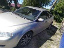 Камышлов Mazda6 2004