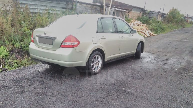 Nissan Tiida Latio, 2005 год, 310 000 руб.