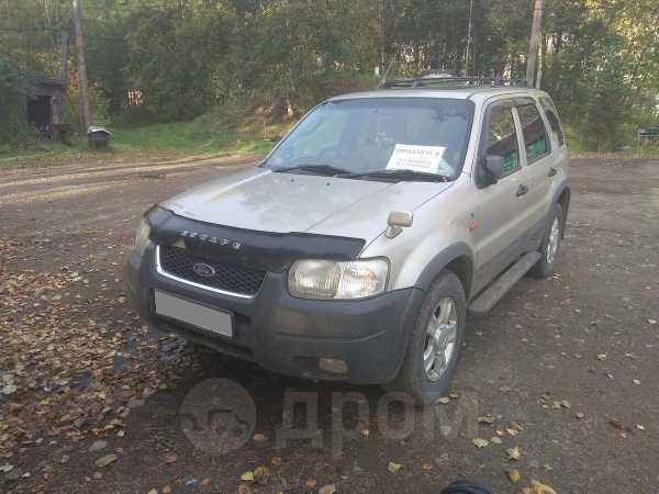 Ford Escape, 2003 год, 470 000 руб.