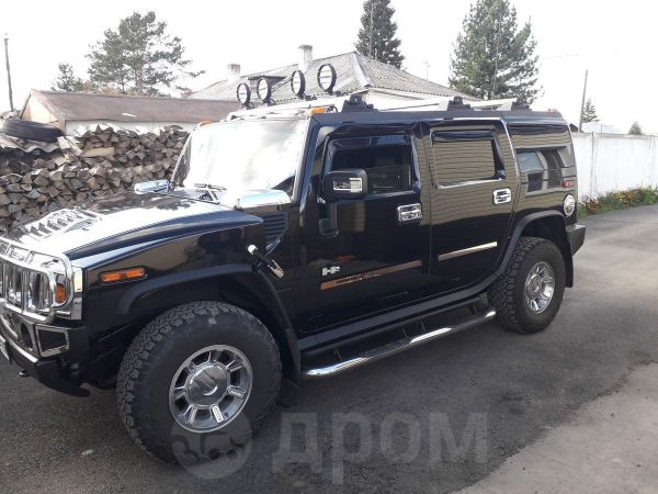 Hummer H2, 2007 год, 1 860 000 руб.