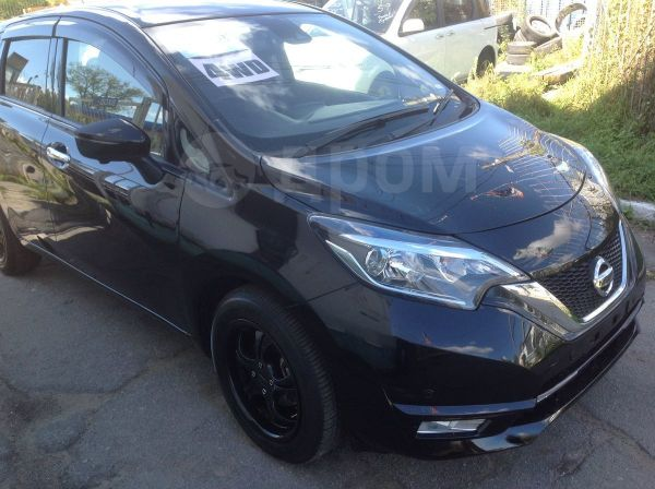 Nissan Note, 2018 год, 705 000 руб.
