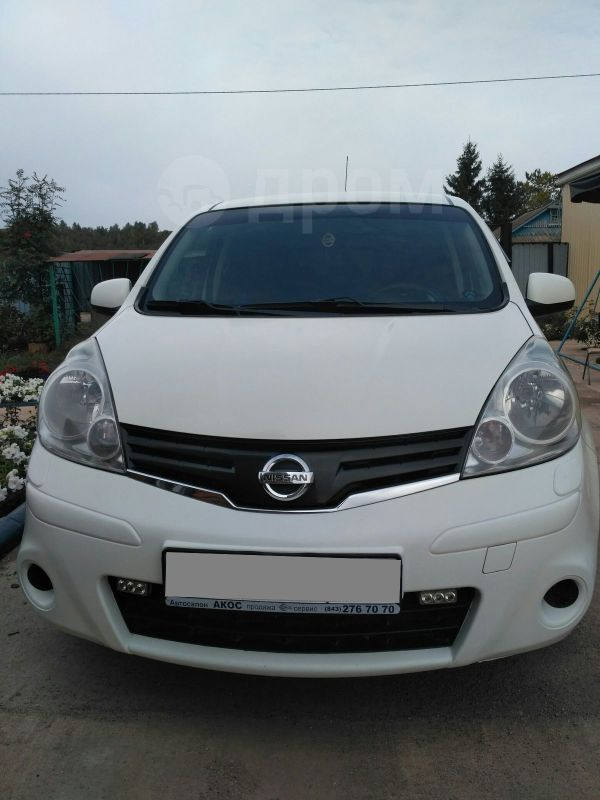 Nissan Note, 2011 год, 380 000 руб.