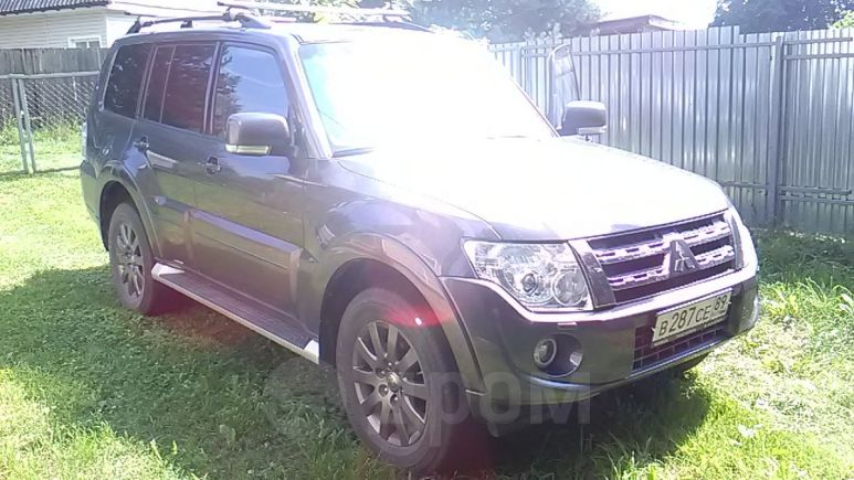 Mitsubishi Pajero, 2012 год, 1 280 000 руб.