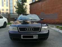 Тюмень A6 2001