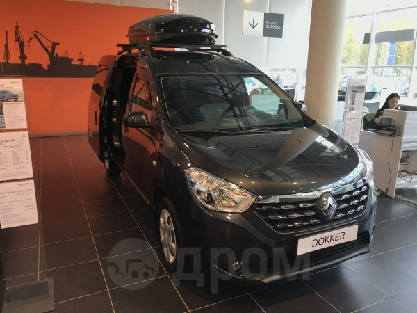Renault Dokker, 2017 год, 839 000 руб.