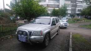 Jeep Grand Cherokee, 2003 г., Красноярск