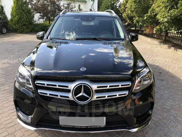 Mercedes-Benz GLS-Class, 2017 год, 5 555 000 руб.