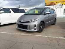 Новосибирск Toyota Estima 2015