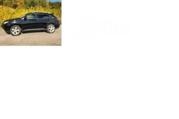 Lexus RX350, 2010 год, 1 229 000 руб.