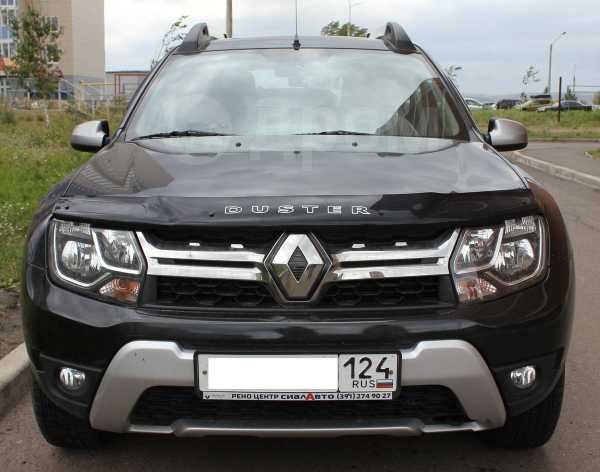 Renault Duster, 2016 год, 930 000 руб.