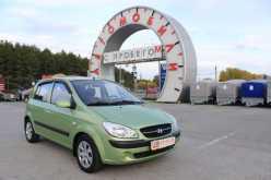 Hyundai Getz, 2008 г., Тюмень