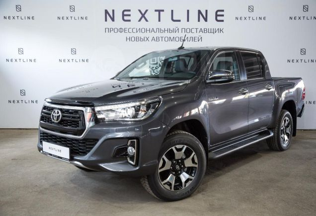 Toyota Hilux Pick Up, 2018 год, 2 630 000 руб.
