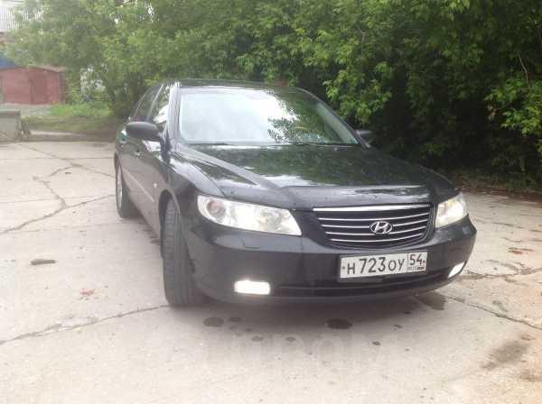 Hyundai Grandeur, 2007 год, 380 000 руб.