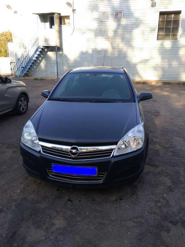 Opel Astra, 2008 год, 352 000 руб.