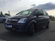 Opel Meriva, 2007 г., Екатеринбург