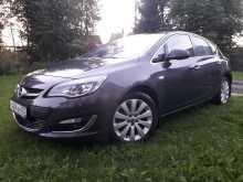 Великий Новгород Opel Astra 2012