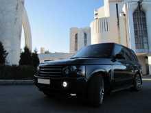 Великий Новгород Range Rover 2005