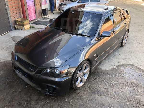 Toyota Altezza, 1999 год, 475 000 руб.