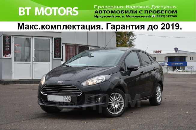 Ford Fiesta, 2016 год, 499 000 руб.