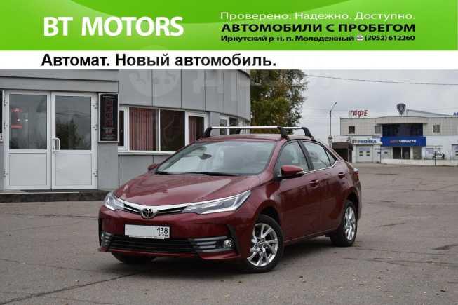 Toyota Corolla, 2016 год, 1 049 000 руб.
