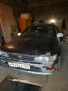 Кавалерово Corolla 1989