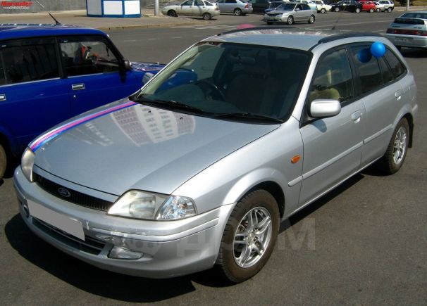 Ford Laser, 1999 год, 160 000 руб.