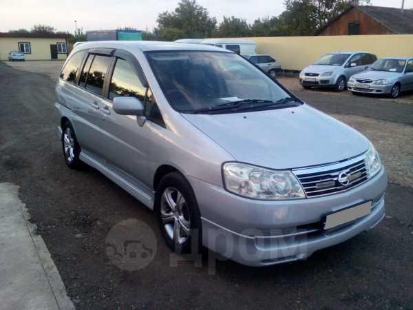 Nissan Liberty, 2002 год, 295 000 руб.