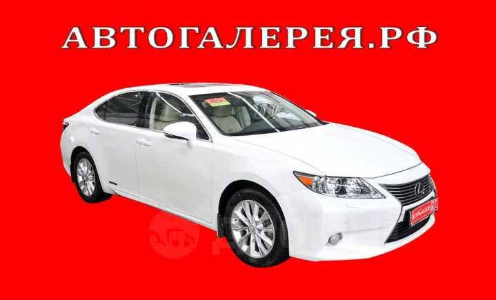 Lexus ES300h, 2012 год, 1 548 000 руб.