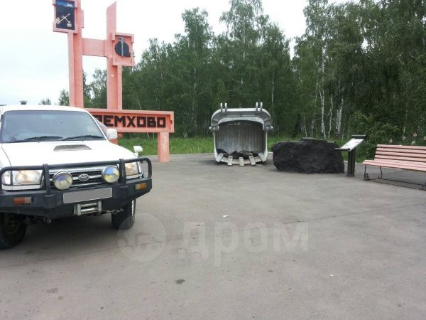Toyota Hilux Surf, 1998 год, 560 000 руб.