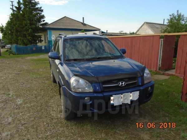 Hyundai Tucson, 2007 год, 550 000 руб.