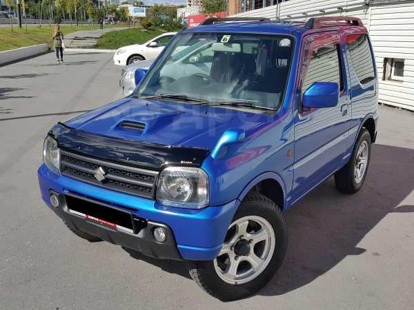 Suzuki Jimny, 2006 год, 295 000 руб.