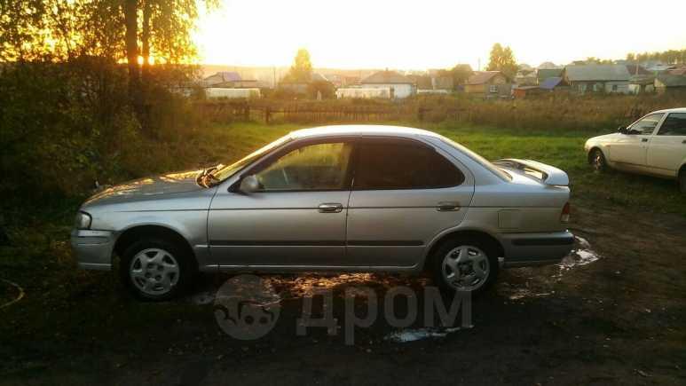 Nissan Sunny, 2001 год, 118 000 руб.