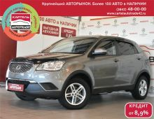 SsangYong Actyon, 2012 г., Кемерово