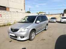 Mazda MPV, 2003 г., Омск