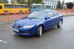 Иркутск Mazda6 2007
