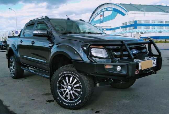 Ford Ranger, 2013 год, 1 999 000 руб.