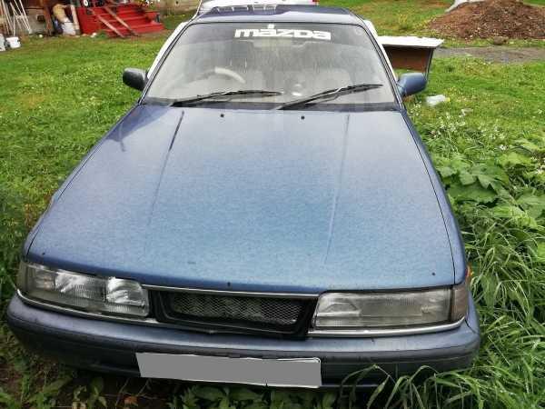 Mazda Capella, 1988 год, 20 000 руб.