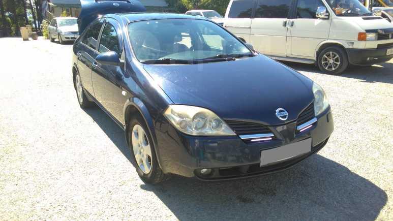 Nissan Primera, 2004 год, 249 000 руб.