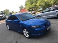Воронеж Mazda3 2005
