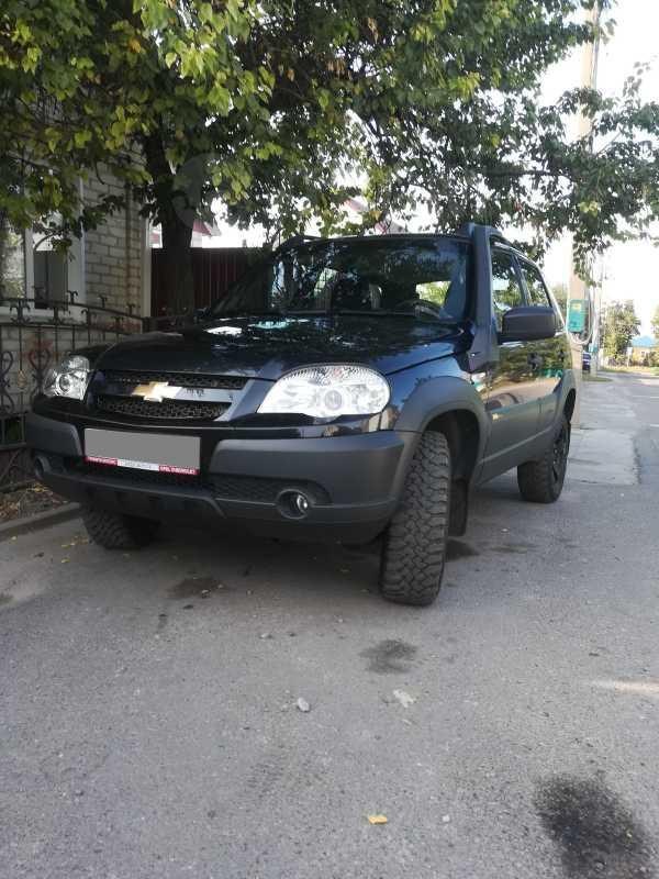 Chevrolet Niva, 2016 год, 530 000 руб.