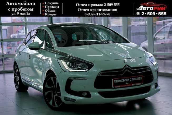Citroen DS5, 2012 год, 837 000 руб.