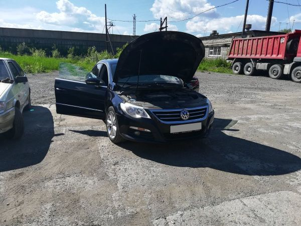Volkswagen Passat CC, 2010 год, 699 999 руб.
