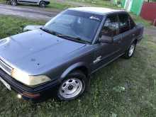 Новосибирск Corolla 1989