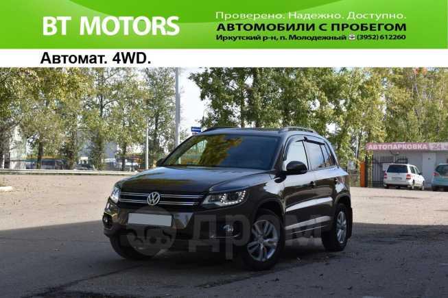 Volkswagen Tiguan, 2014 год, 1 075 000 руб.