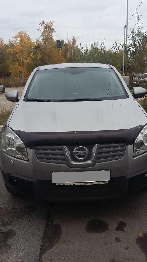 Nissan Qashqai, 2009 год, 600 000 руб.