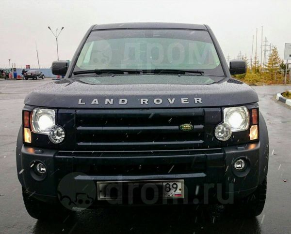 Land Rover Discovery, 2007 год, 900 000 руб.
