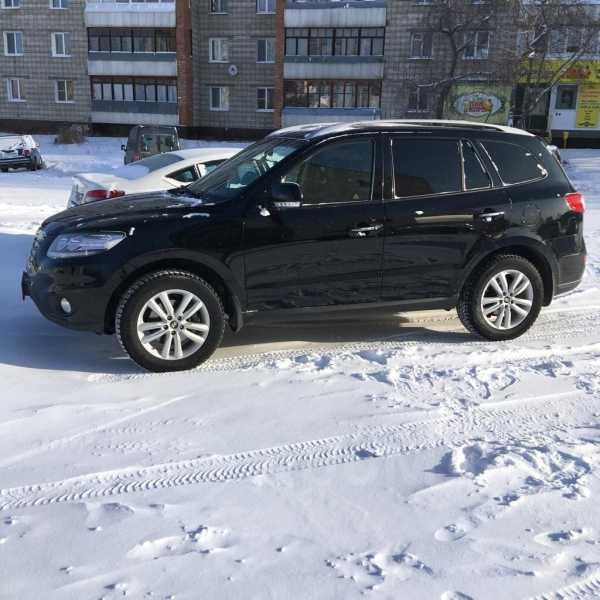 Hyundai Santa Fe, 2011 год, 998 000 руб.